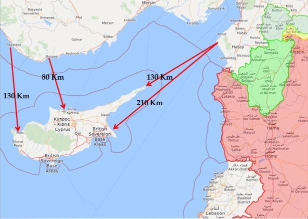 cyprus idlib kms
