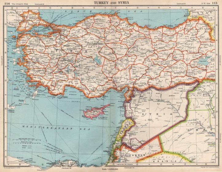 Levant map 2